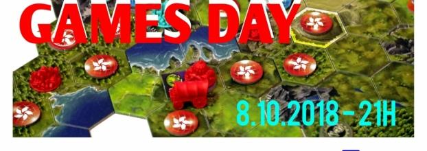 1° Gamesday