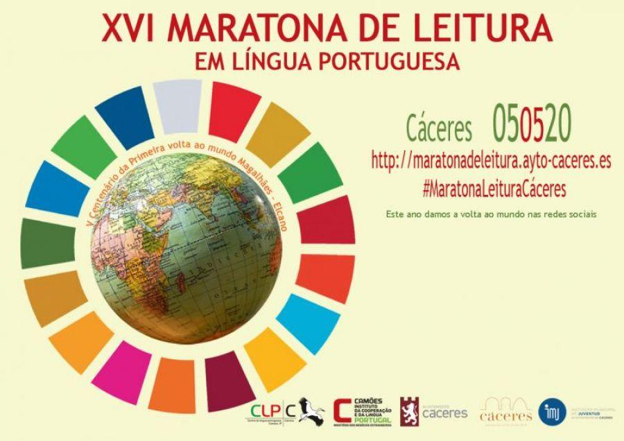 CONVOCATORIA | XVI Maratón de Lectura en Lengua Portuguesa