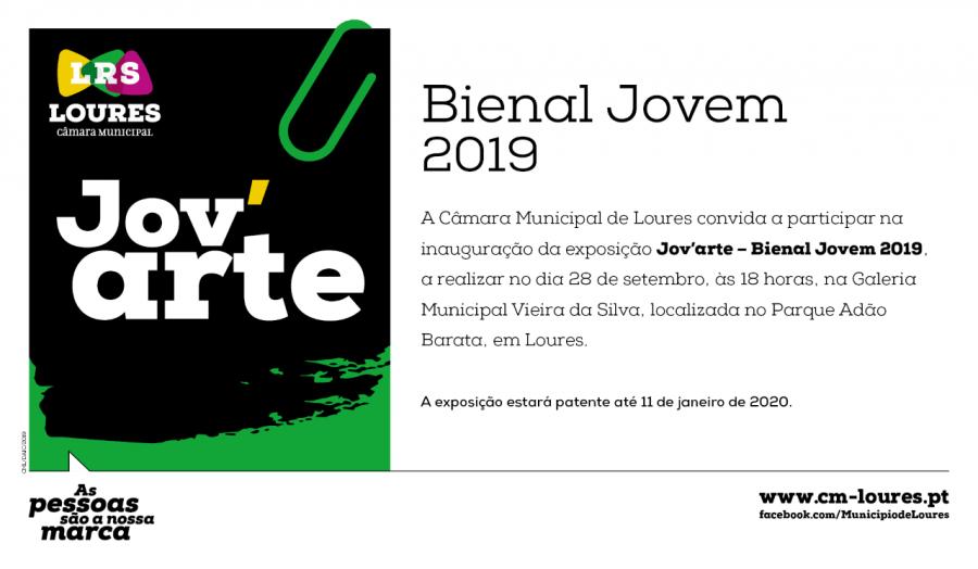 Jov'arte – Bienal Jovem 2019