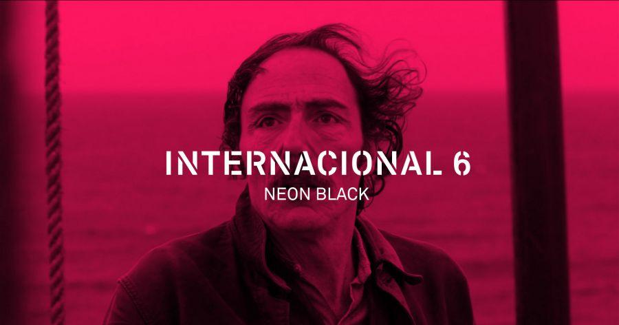 Festival shnit San José 2019. Competencia Internacional 6. NEON BLACK