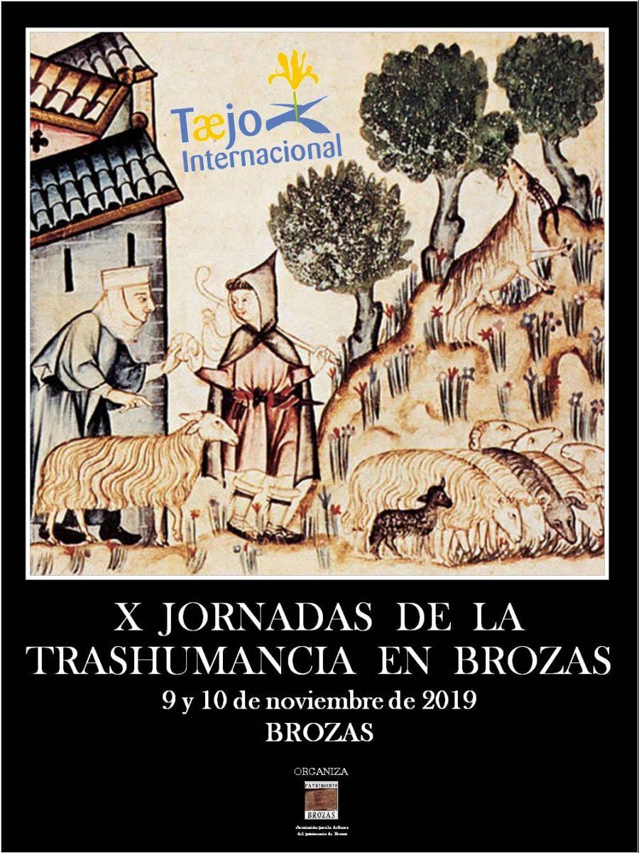 X Jornadas de la Trashumancia en Brozas