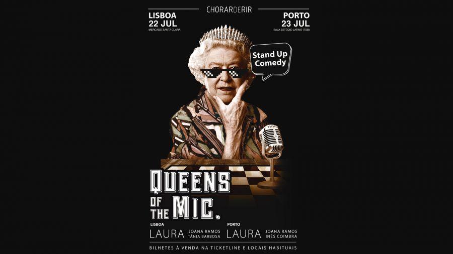 Queens of the Mic ( Porto )