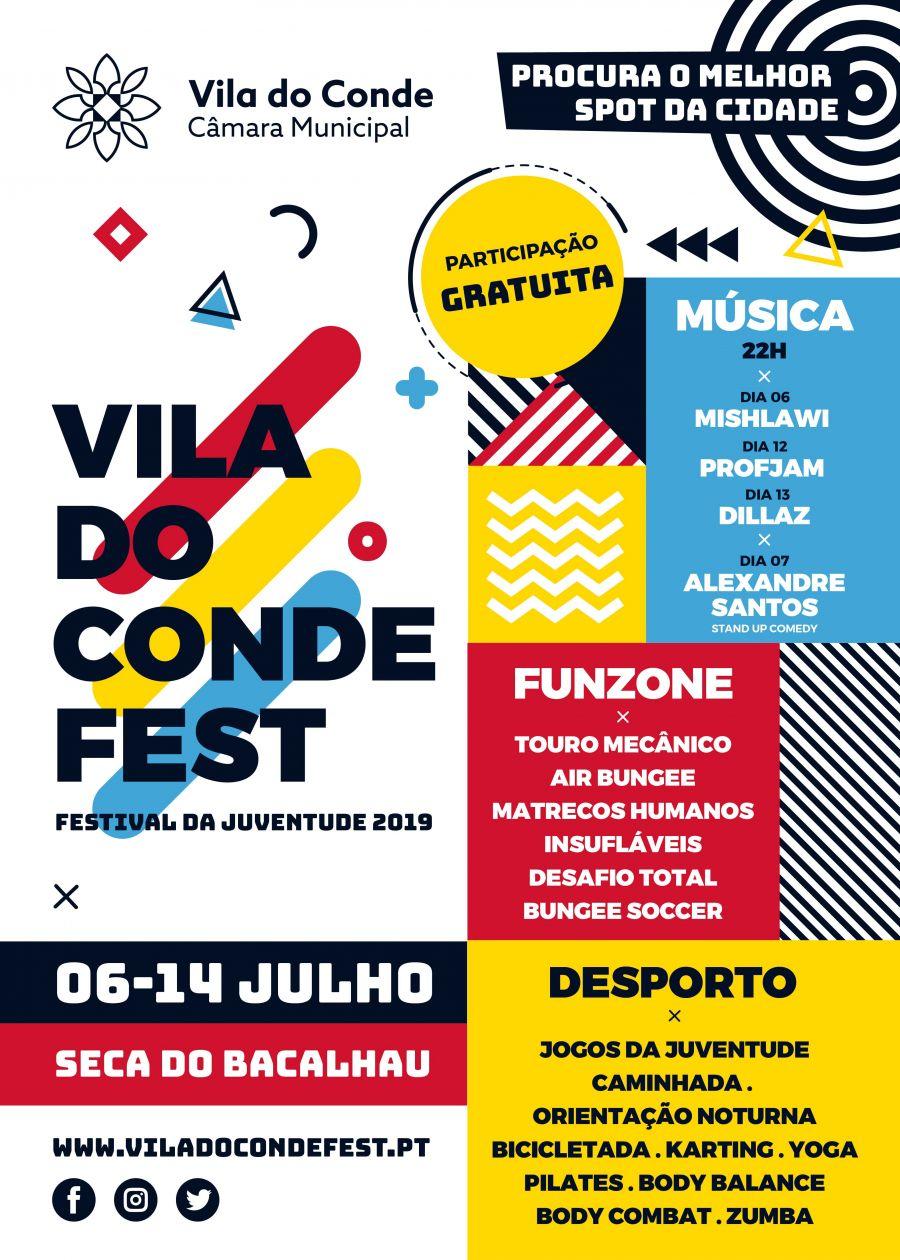 Vila do Conde Fest regressa com grandes nomes da música portuguesa