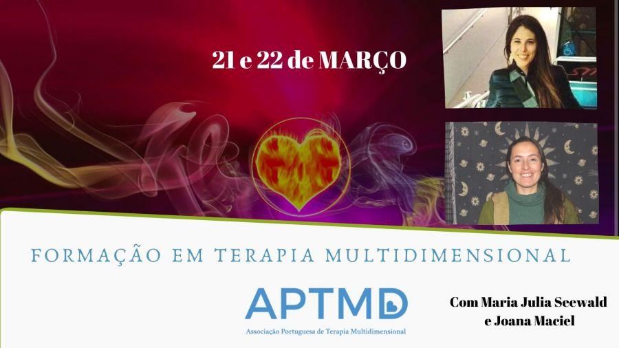 Formação em TM (Terapia Multidimensional) - Porto