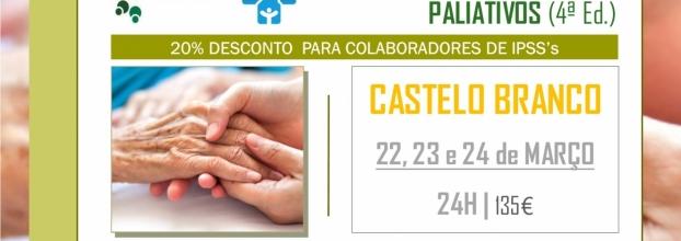 Técnico em Cuidados Paliativos | CASTELO BRANCO