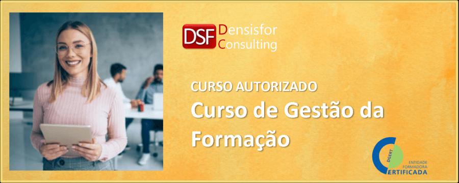 Curso de Gestão da Formação - Lisboa