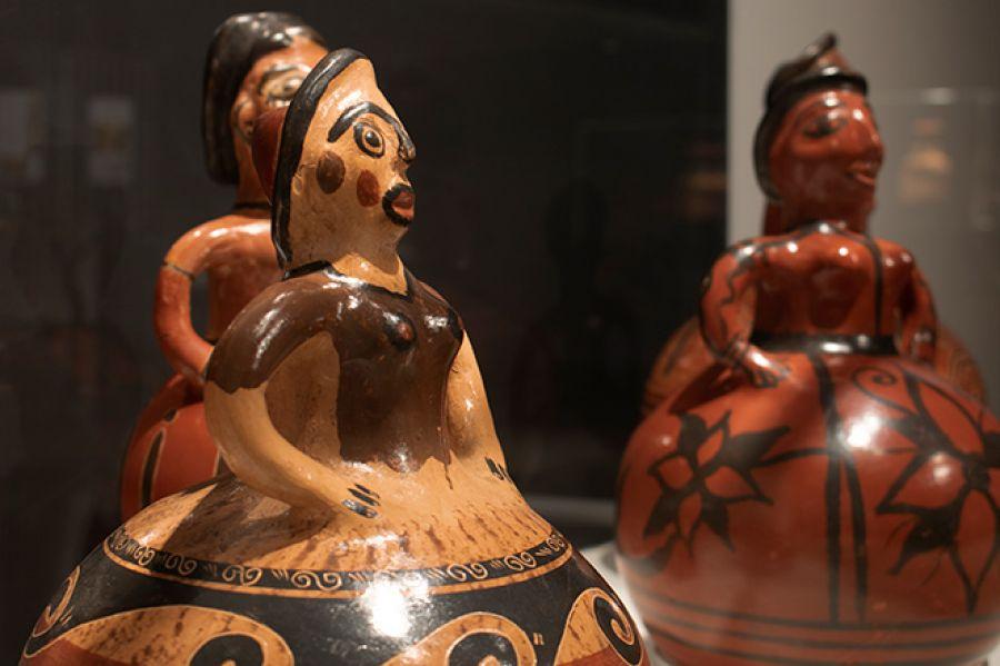 Mesoamérica: Tierra encendida. Colectiva