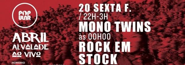 MONO TWINS // Rock em Stock