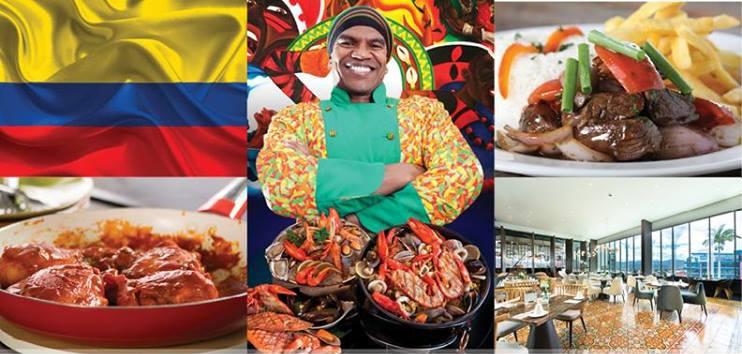 Colombia como nunca la habías probado. Semana Gastronómica Afrocolombiana