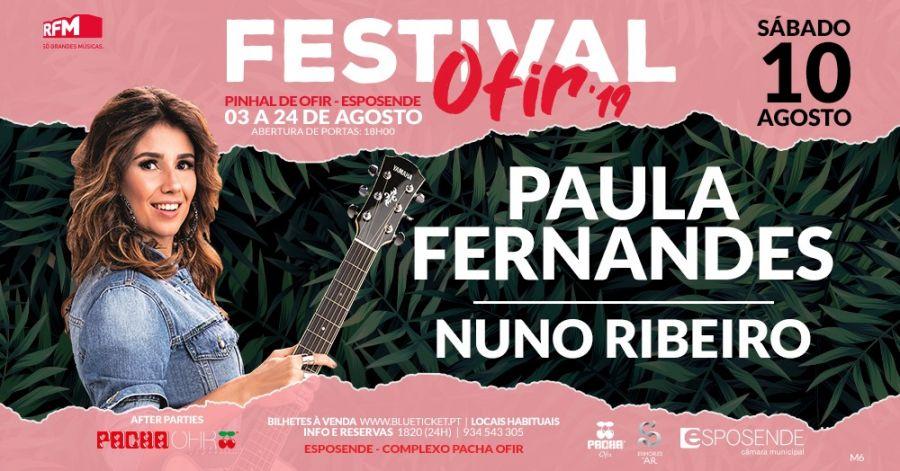 Festival Ofir - Paula Fernandes
