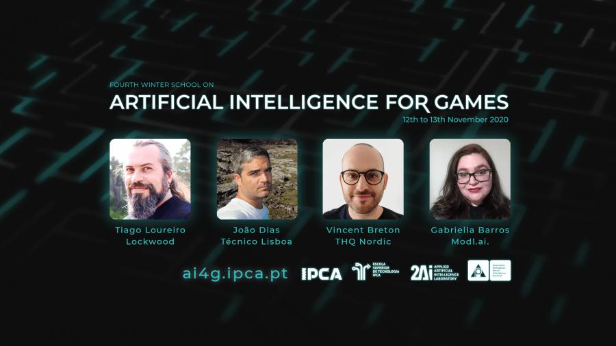 Escola de Inverno de Inteligência Artificial aplicada a Jogos Digitais