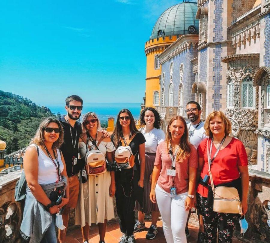 Palácio da Pena - uma visita guiada