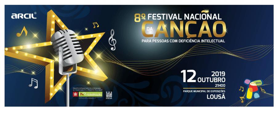 8.º Festival Nacional da Canção para Pessoas com Deficiência Intelectual