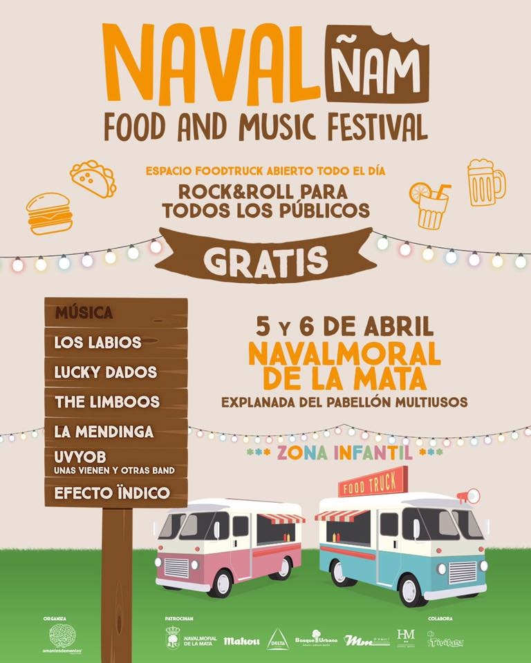 NAVALñam, Food and Music Festival // 2018