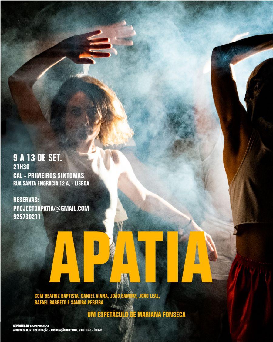 APATIA- Espetáculo de Teatro