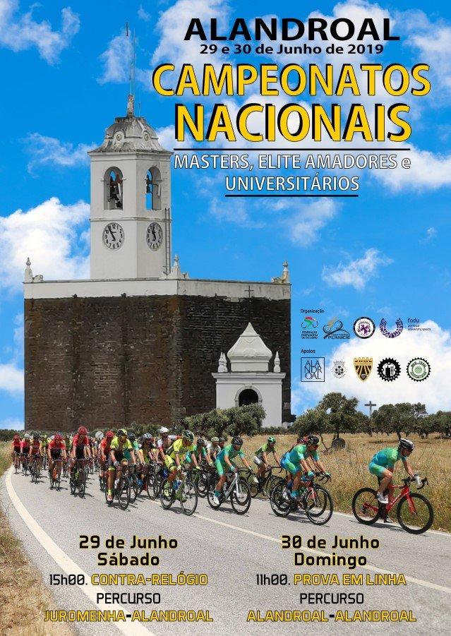 Campeonatos Nacionais Ciclismo