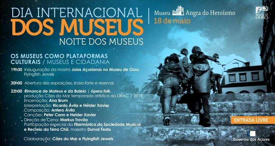 Noite dos Museus 2019