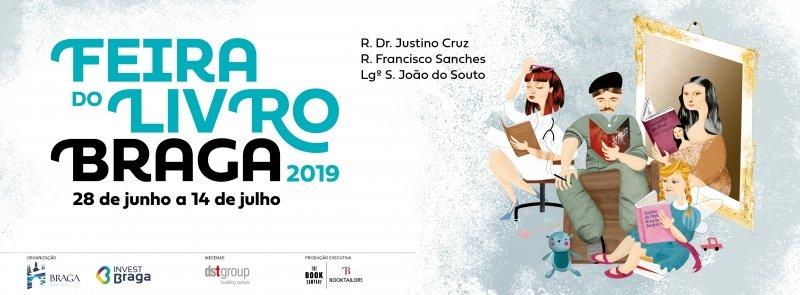 Feira do Livro de Braga 2019