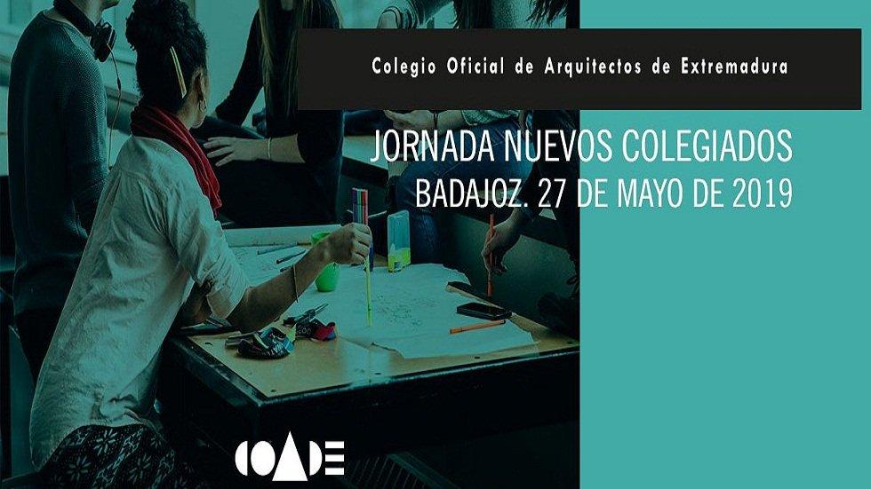 Jornada Nuevos Colegiados - COADE