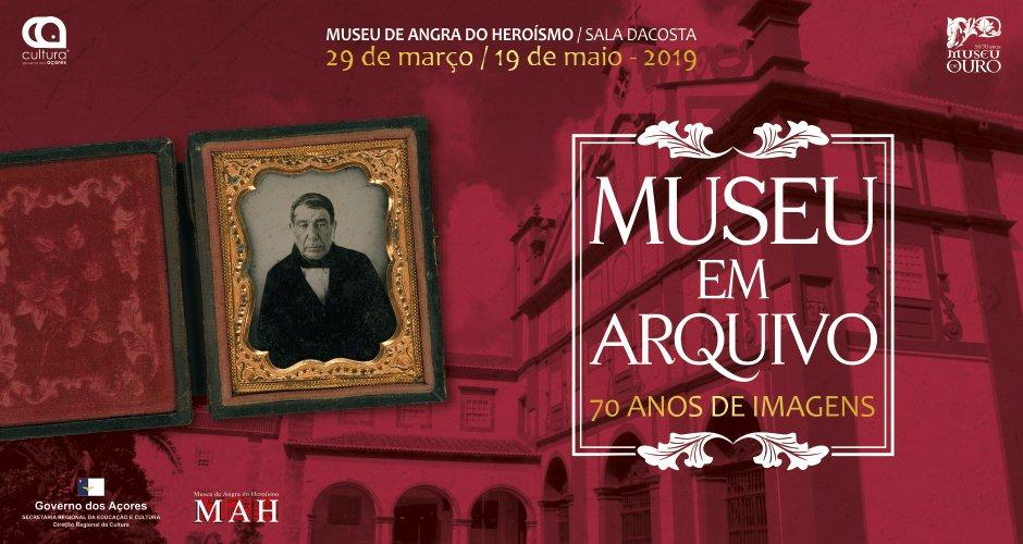 Museu em Arquivo: 70 anos de Imagens