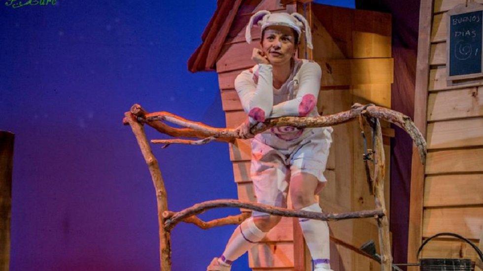 Teatro Infantil - \'El pequeño conejo blanco\'