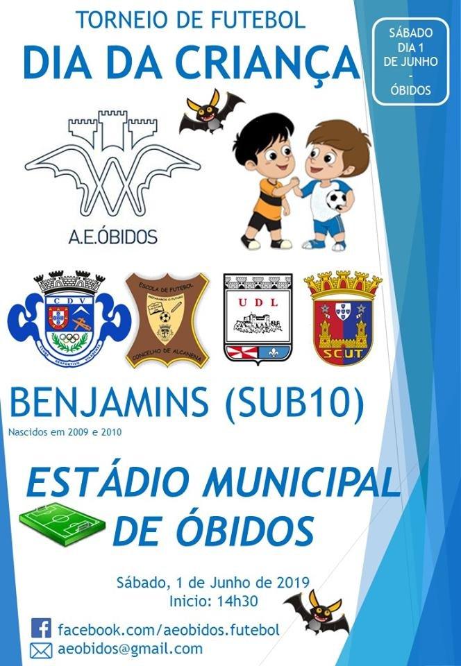 Dia Mundial da Criança | Torneio de Futebol