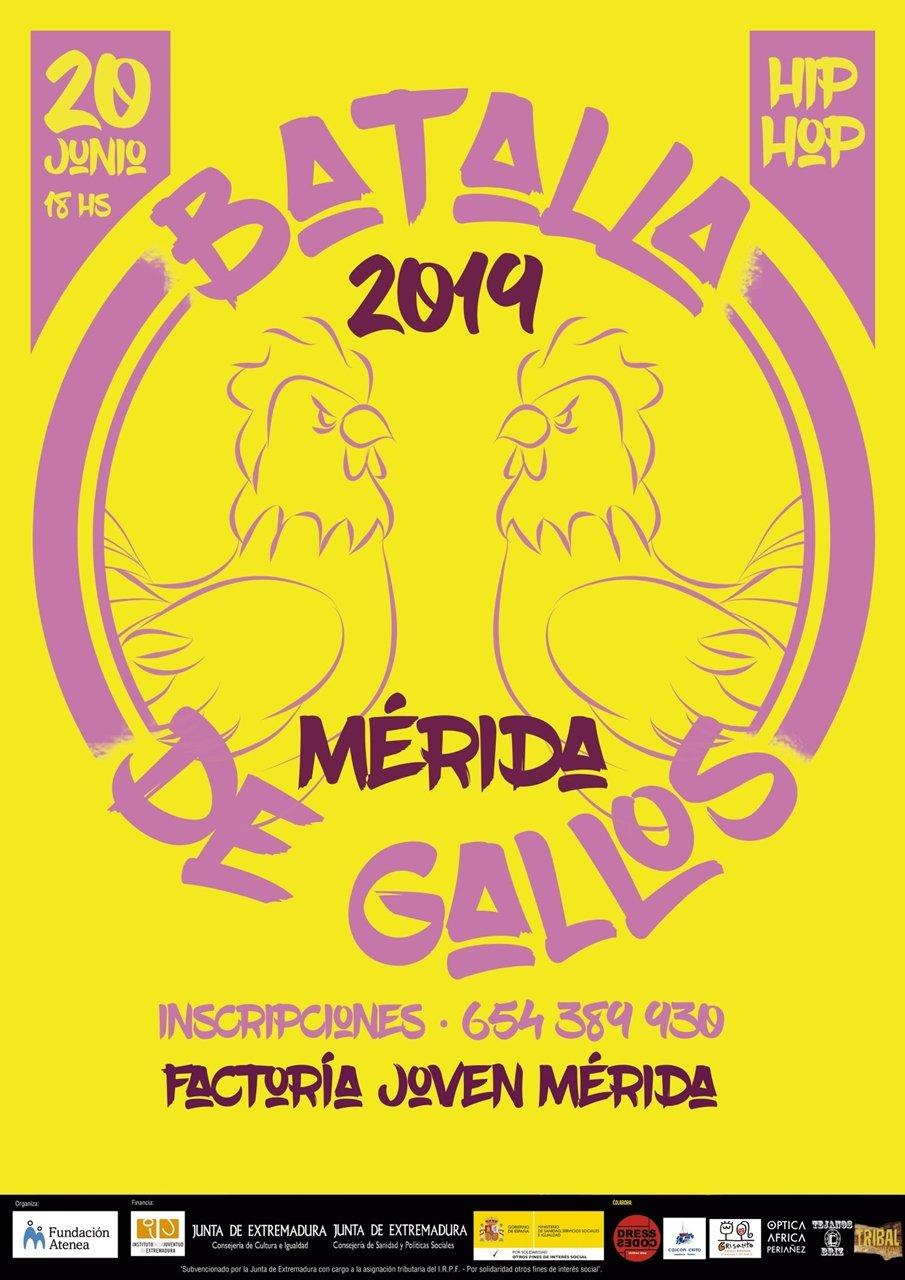 Batalla de Gallos 2019