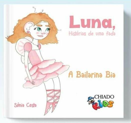 """Apres. do Livro l """"Luna – Histórias de uma Fada"""", de Sónia Costa"""