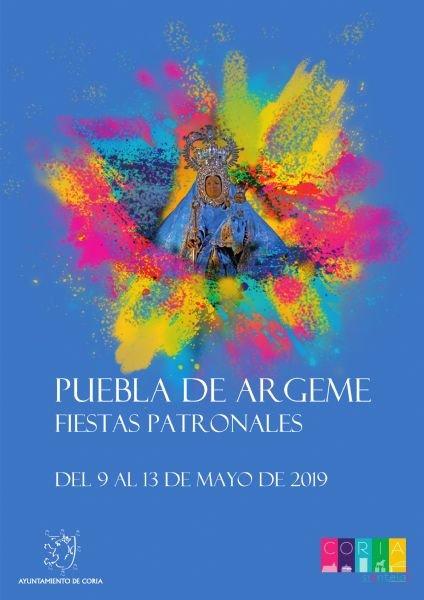 Fiestas Patronales de Puebla de Argeme 2019