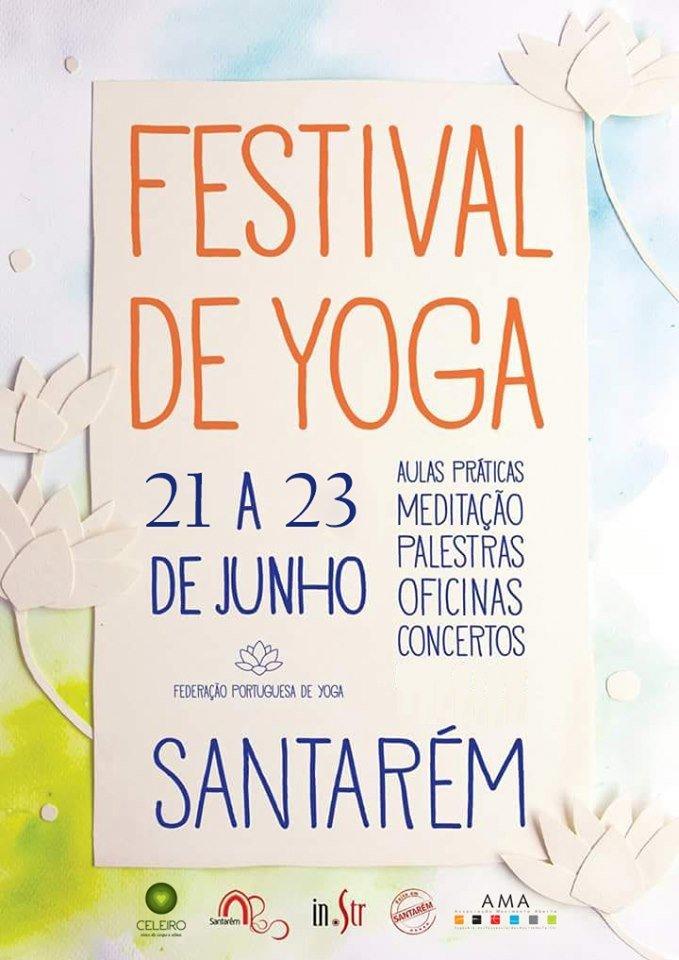 Desporto l Festival de Yoga