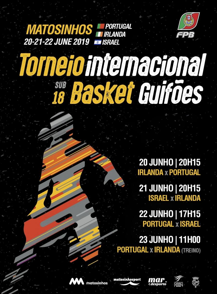 Basket Guifões