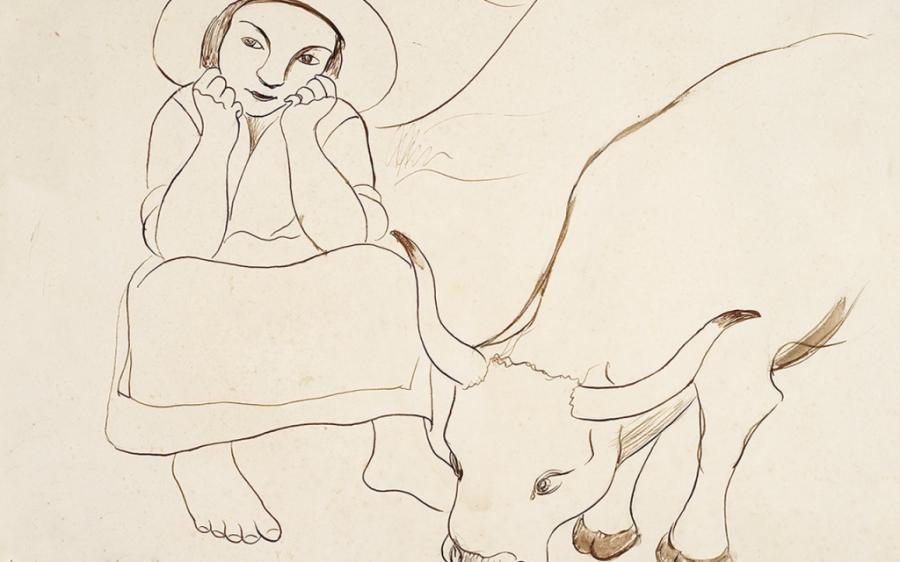 Sarah Affonso e a Arte Popular do Minho