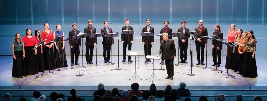 Vésperas de Monteverdi