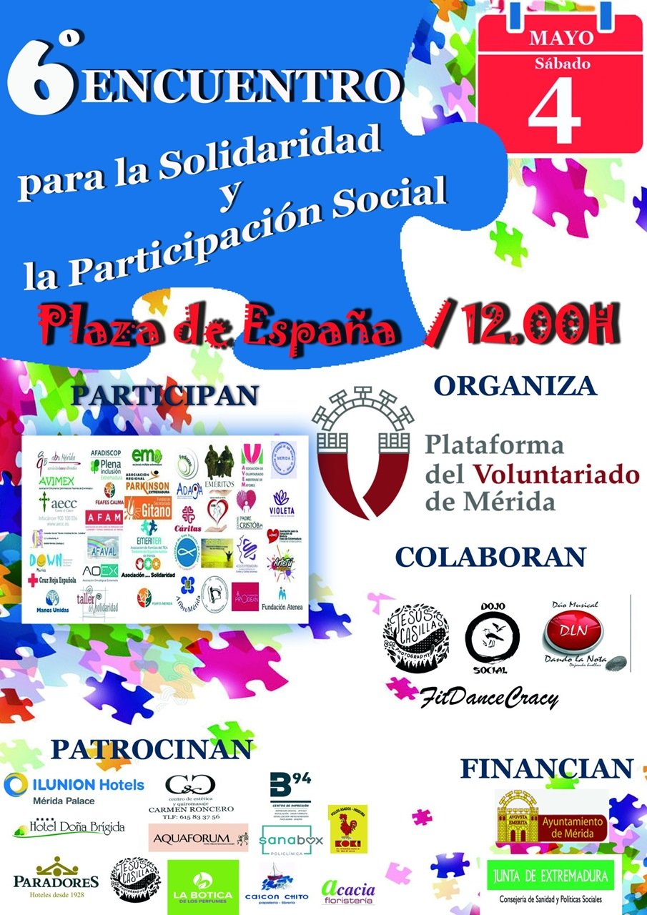 6º Encuentro para la Solidaridad y la Participación Social