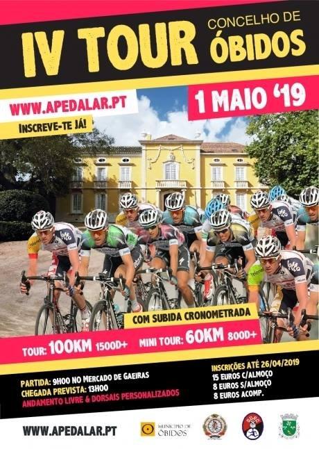 IV Tour Concelho de Óbidos