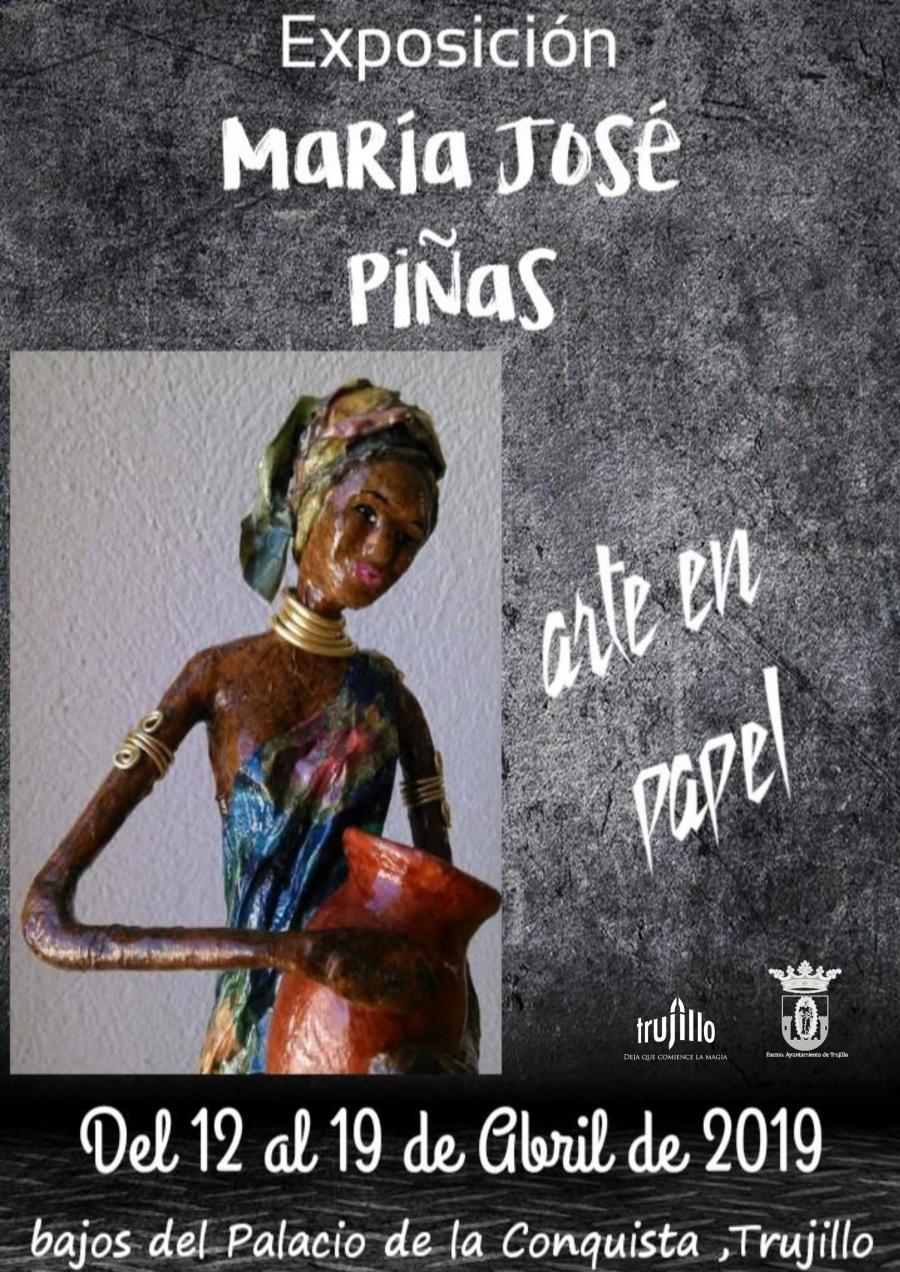 Exposición María José Piñas