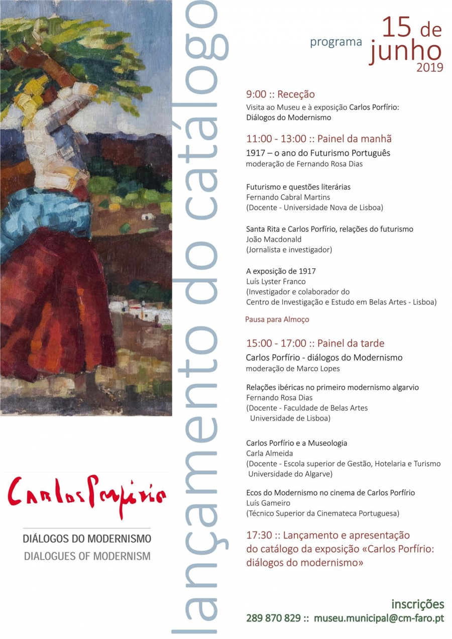 Carlos Porfírio - Diálogos do Modernismo