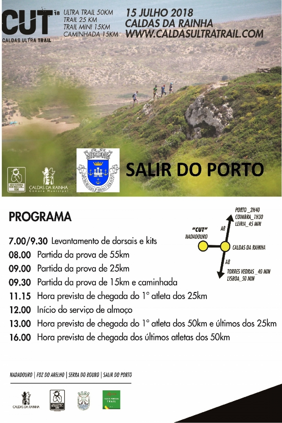 Caldas Ultra Trail - CUT