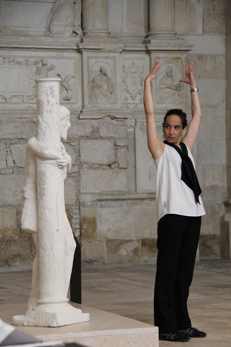 A dança e o ensino criativo - Leonor Barata