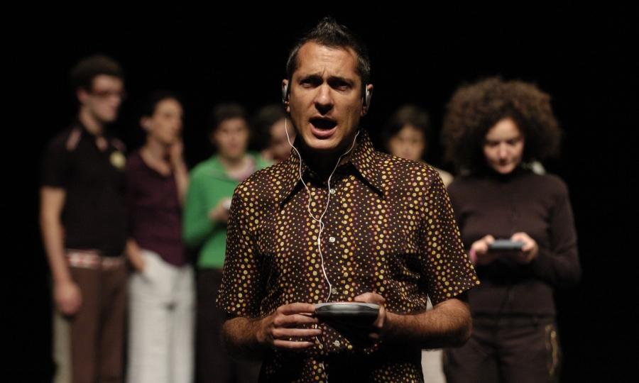 Conversa pós-espetáculo com bailarinos, Henrique Neves e Mónica Guerreiro (moderação) - No âmbito do The show must go on