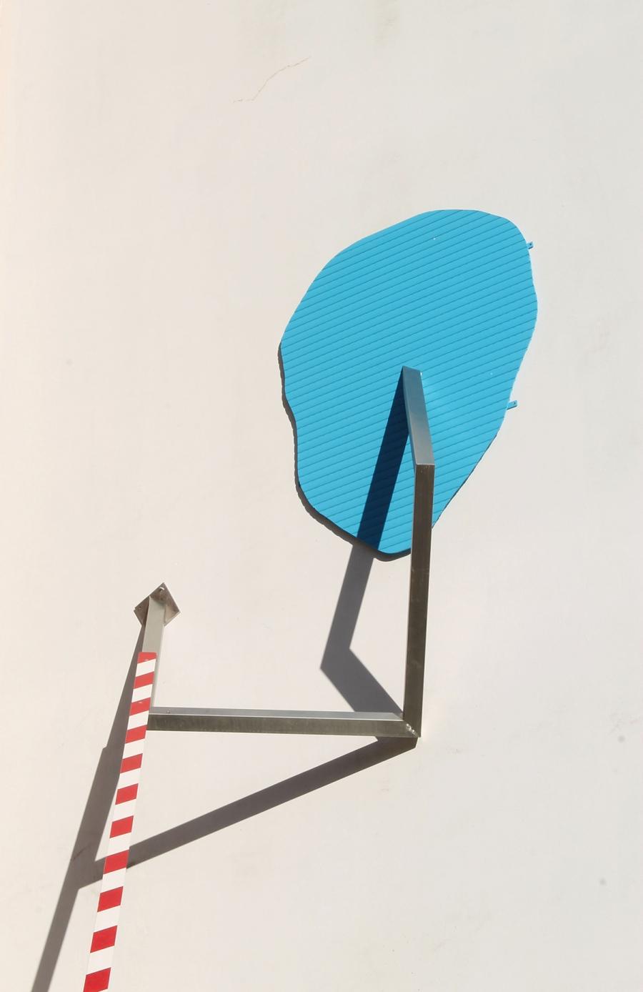 exposição :: A Minha Casa é o Meu Jardim - Exposição de Arte Pública de Thierry Ferreira