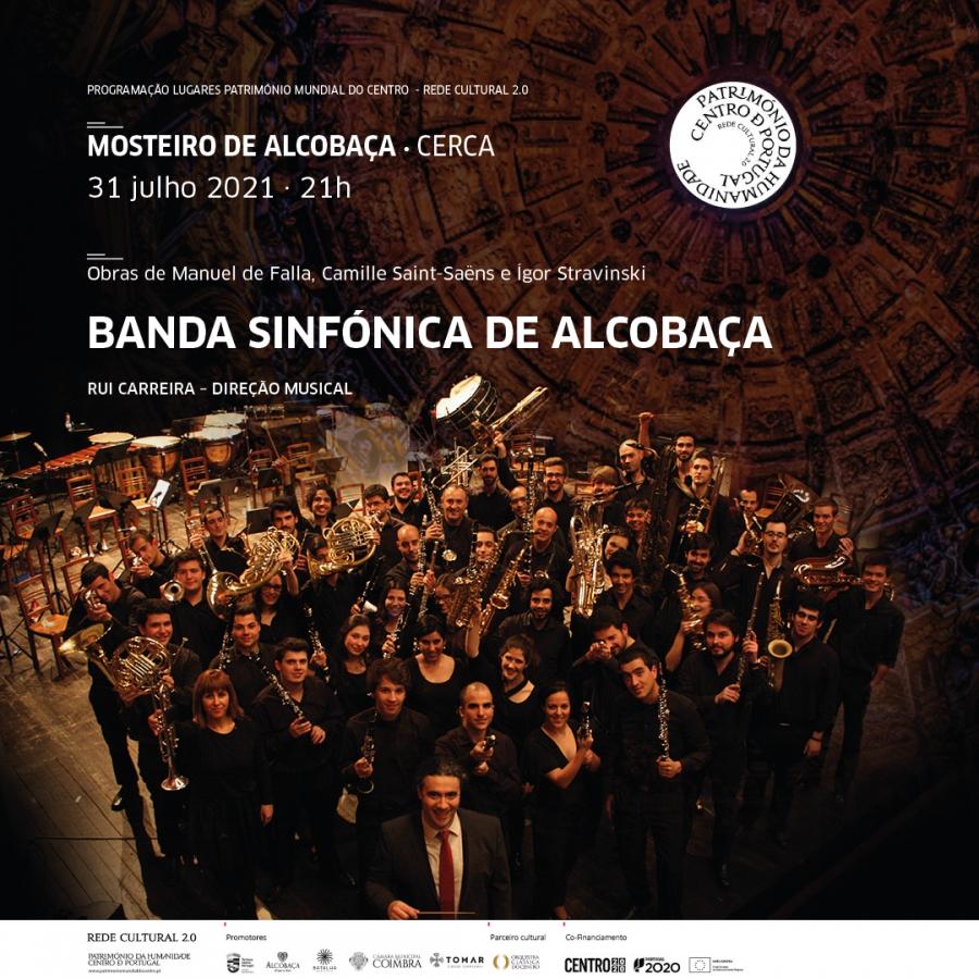 música :: Banda Sinfónica de Alcobaça
