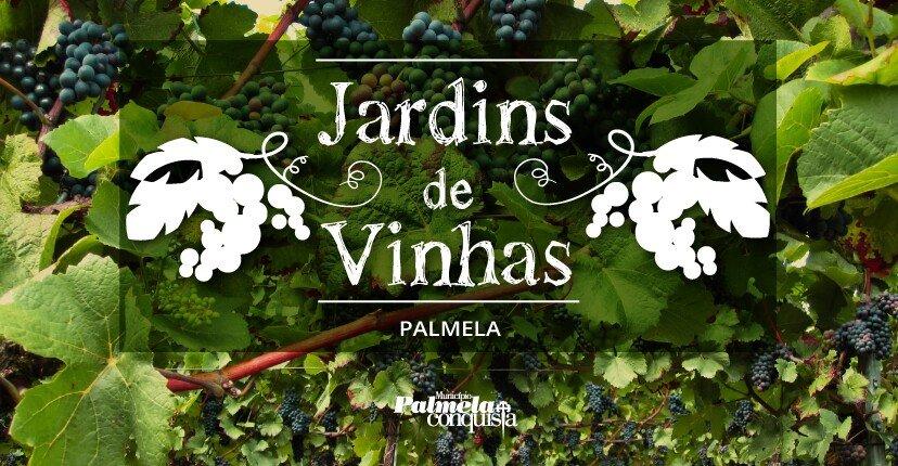 PERCURSO PEDESTRE - JARDINS DE VINHAS