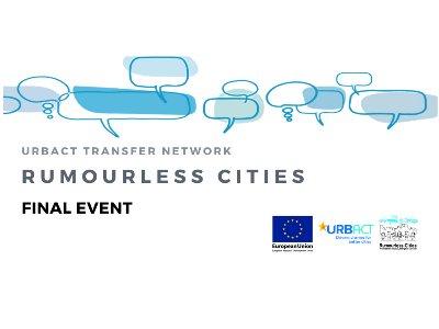Webinar | Evento Final do projeto Rumourless Cities