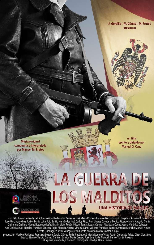 Cine Filmoteca: «La guerra de los malditos, una historia de maquis»