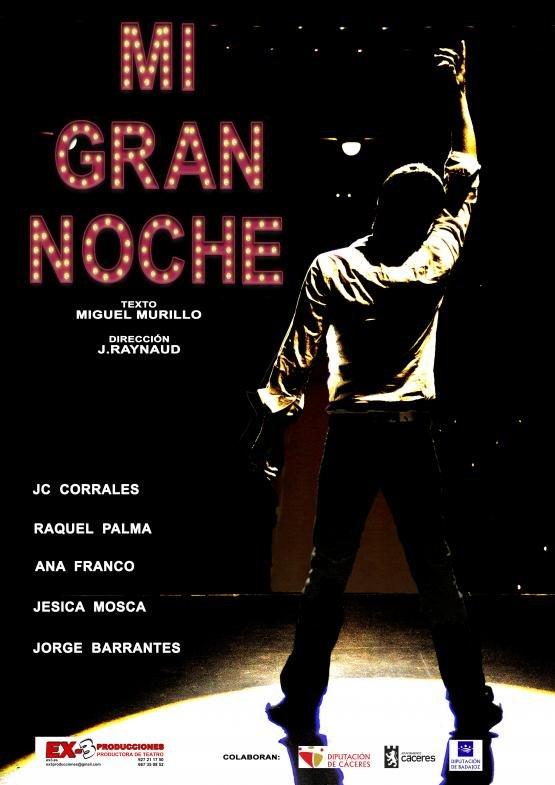 Teatro: «Mi gran noche»