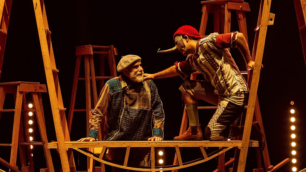 Pinóquio - Jangada Teatro