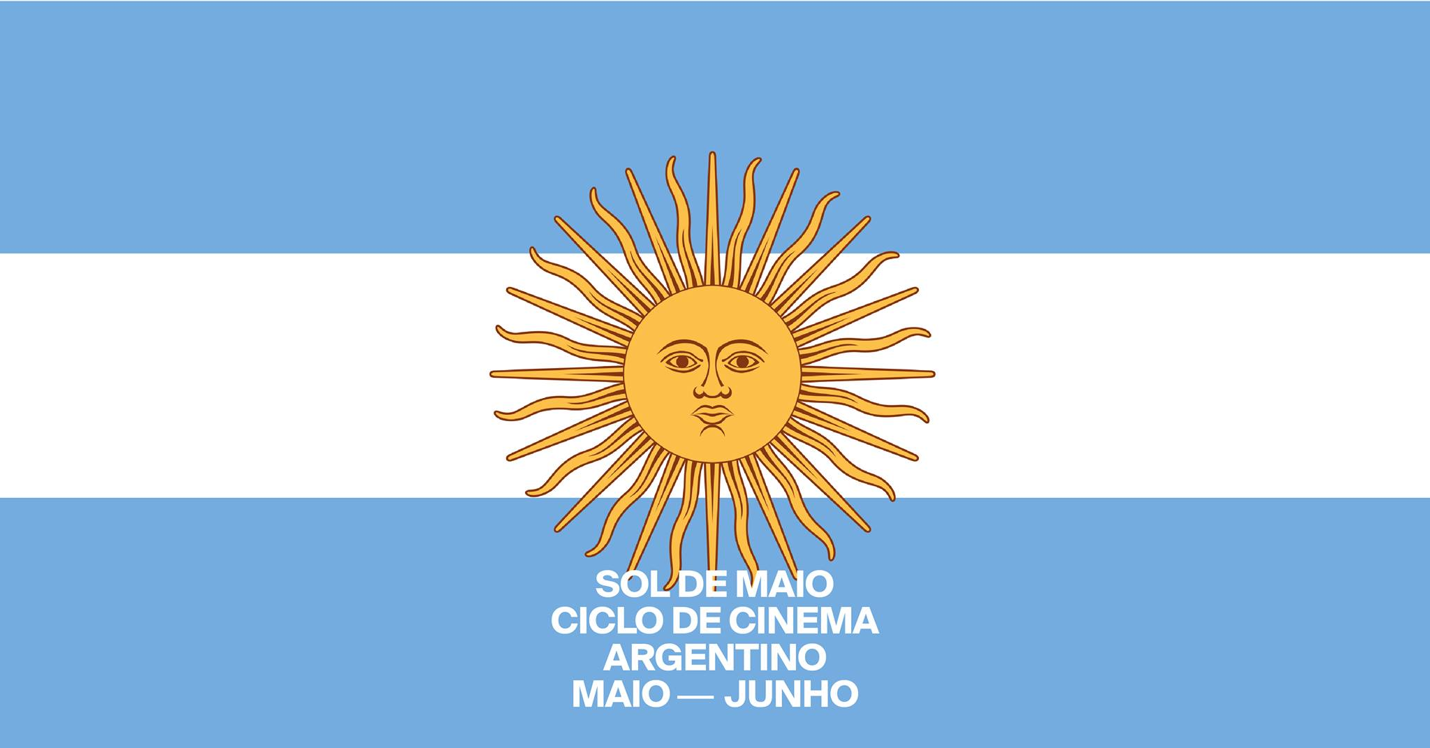 SOL DE MAIO - Ciclo de Cinema Argentino