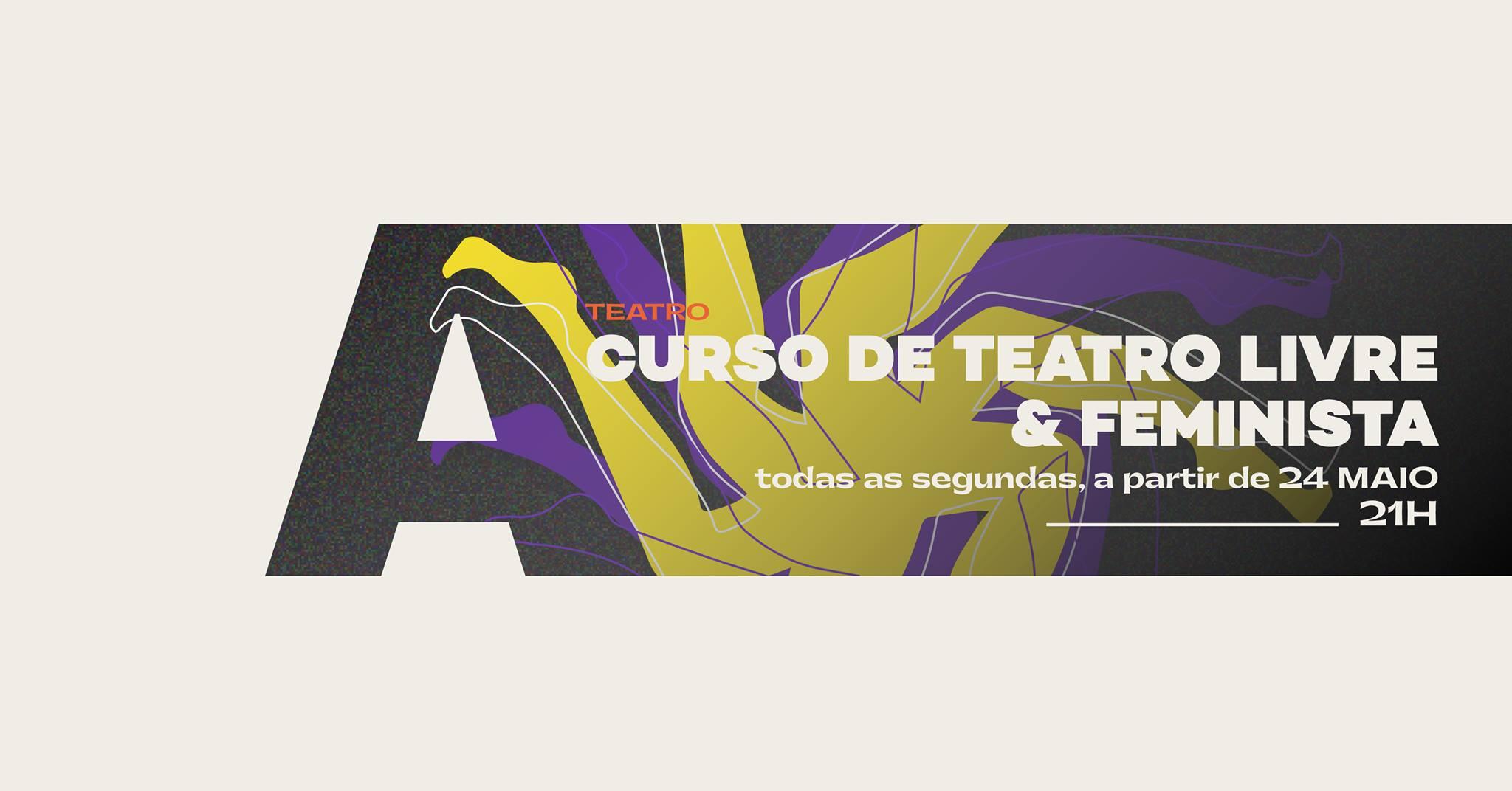 Curso de Teatro Livre e Feminista @Avenida Café-Concerto