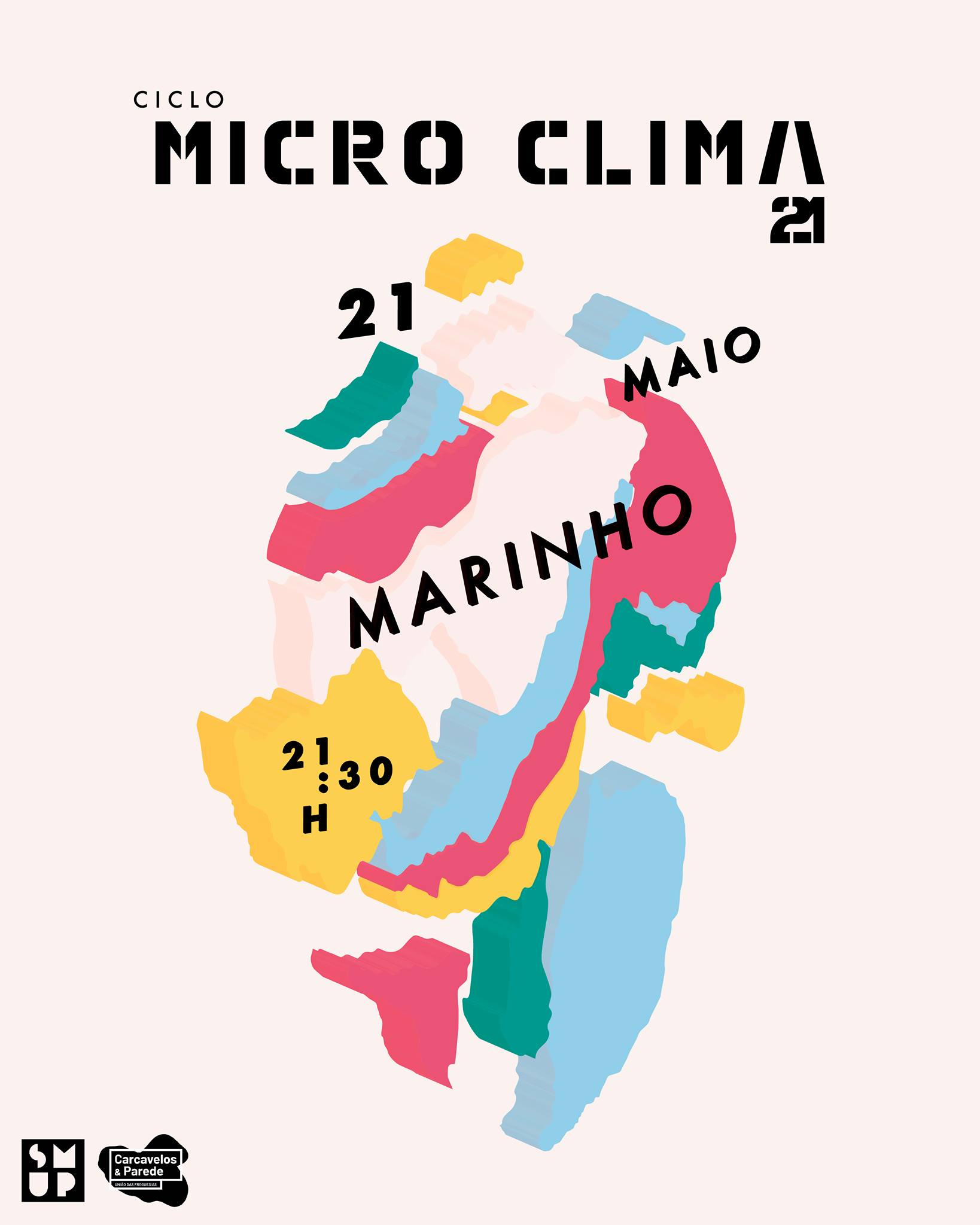 Ciclo Micro Clima - Marinho